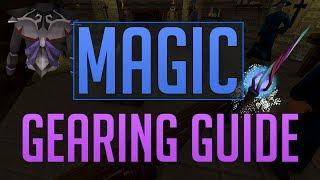 In-depth Magic Gearing guide   Runescape 3