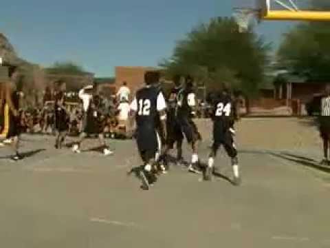 8-28-12 Maxwell Middle School Vs. Valencia M.S 1st quarter