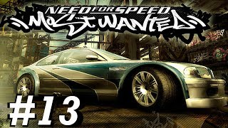 Need for Speed Most Wanted (2005) Walkthrough: Blacklist #7 - Kaze - The crazy chick (Part 1/2)