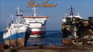 Craziest BOAT ACCIDENT and SHIPS CRASHING NEW HD