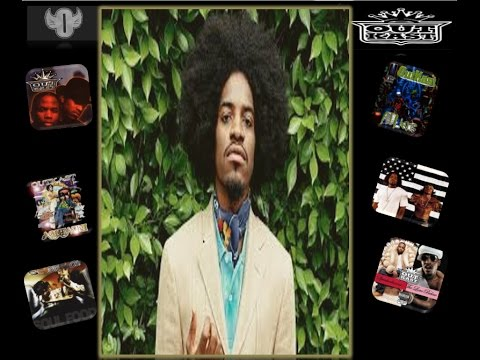 Andre 3000 Mix!! - 57 Minutes of Andre 3k Verses Pt. 2 Final