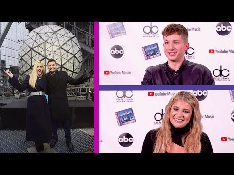 Meet The Official Host Of Times Square New Year S Eve Allison Hagendorf Youtube