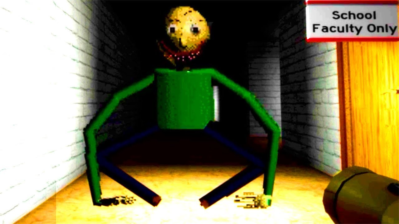 Spider Baldi Found Baldi S Return Unfinished Youtube