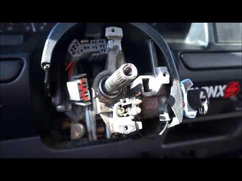 Obs Ford Truck Loose Steering Column Repair