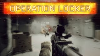 ► BF4 OPERATION LOCKER | Battlefield 4 Conquest PC Gameplay - Ultra Graphics