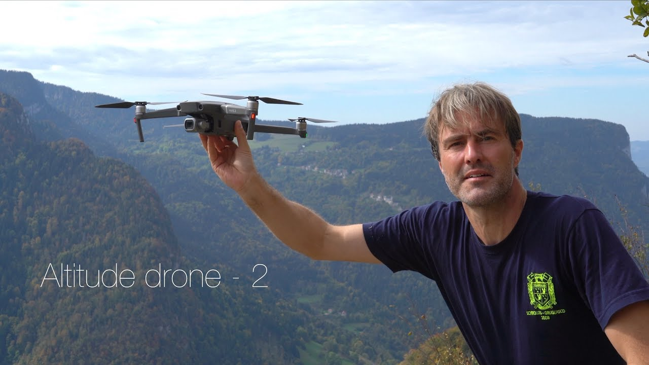 What you need to know when flying your drone in the mountains - DroneDJ