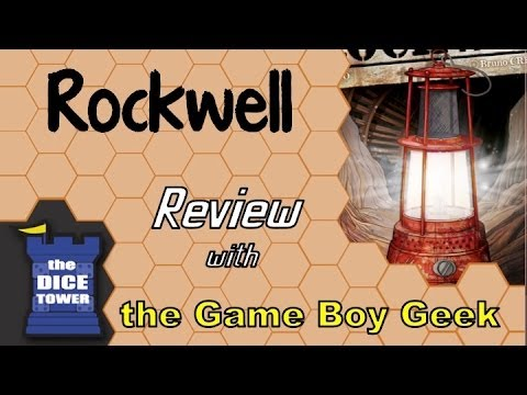 Rockwell Review - with the Game Boy Geek