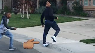 Drive-By 1 On 1's AND I SPRAINED MY ANKLE..SMH! thumbnail
