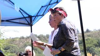 Rosie the Riveter Memorial Garden Dedication
