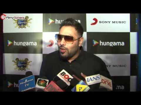 1c111ecb75bf Launch Of Singer   Rapper Badshah New Song Dj Wale Babu - YouTube