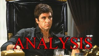 an analysis of the movie the scarface