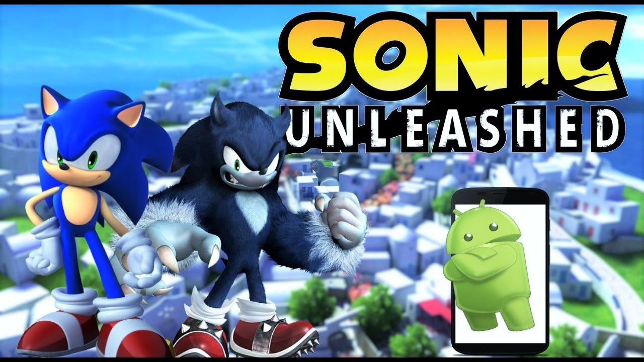 jogo sonic unleashed para celular