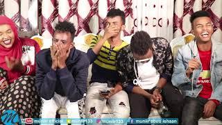King ck & jiyaa vs mulali boyz challenge kacsan aan caadi aheyn