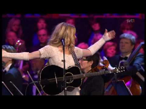 Sofia Karlsson - Vinter I Gamla Stan Live Sånger För Livet 2008