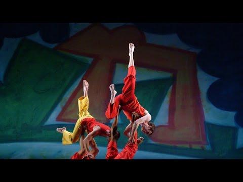 Trisha Brown Dance Company at BAM