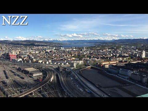 Zürich: Magnet, Metropole, Modellstadt - Ausschnitt einer Dokumentation von NZZ Format