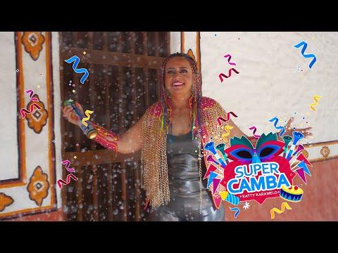 CUMBIA DE HOY - SUPER CAMBA - KATTY KARAMELO (VIDEOCLIP OFICIAL)