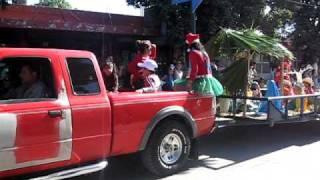 San Blas Sinaloa Desfile de la navidad -2-