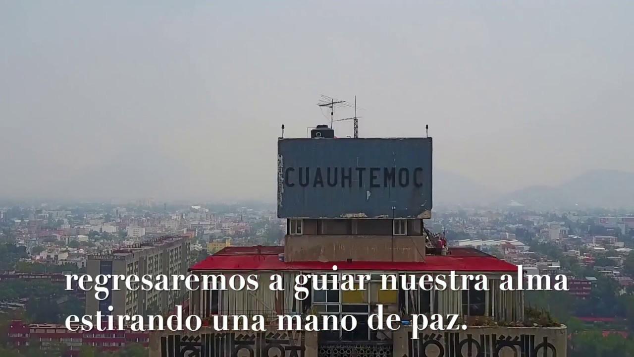 """RETNA en Tlatelolco """"Escaleras al Sol"""""""