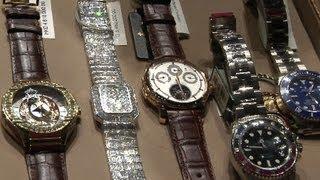 Hong Kong's Million-Dollar Watches