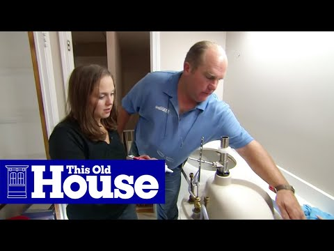 How to Add a Second Sink to a Bath Vanity - This Old House