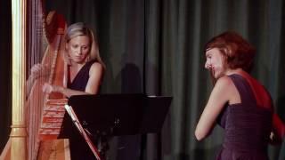 AMALTHEA Flute & Harp Duo /  Bizet Entr'acte from Carmen