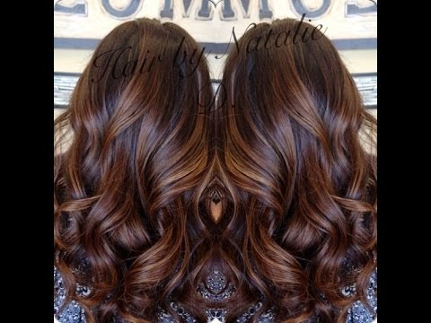 Hair color : 27 Best Hair Highlights for 2016 - Hair Highlight Ideas ...
