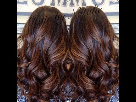 hair color 27 highlights