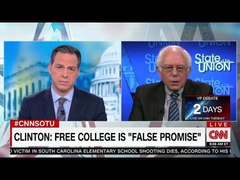 Bernie Sanders full interview
