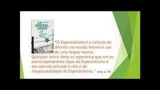 Visão geral do Esperanto (5)