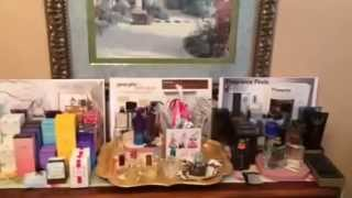 Mary Kay holiday open house tips and display ideas part two