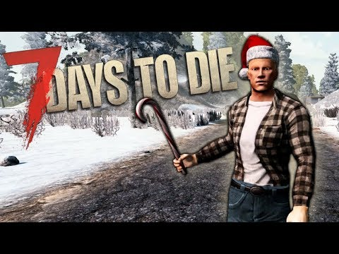 FUNNY MOMENTS  | 7 Days to Die Alpha 16 feat Starvation MOD Highlights Part 2 | Best Moments Montage