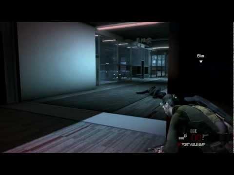 Splinter Cell Conviction PC Walkthrough - [Third Echelon HQ]