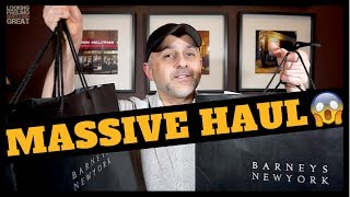 Massive Barneys San Francisco Fragrance, Perfume, Candle Haul - How Much Did I Spend?