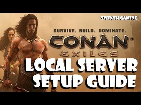 Conan exiles dedicated server admin commands e