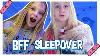 BFF Sleepover Weihnachtsferien  | MaVie Noelle Family Vlogmas