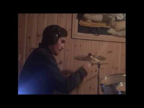Metallica- Master of puppets drum cover