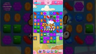 Candy Crush Saga Level 1583 - No Boosters
