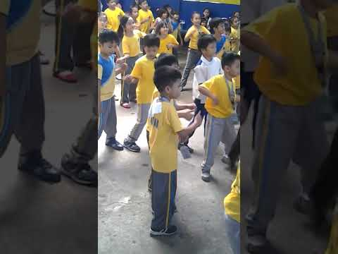 Zumba dance at Our Lady of Fatima Academy, Bocaue, Bulacan