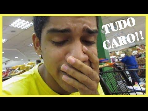 GASTEI R$230,00 NAS COMPRAS DO MÊS (DARIO NO MERCADO)