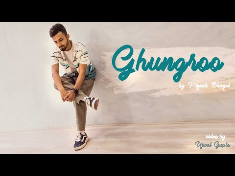 Ghungroo Song   Piyush Bhagat   War   Hrithik Roshan   Vaani Kapoor   Arijit Singh