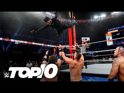 Bad Bunny's greatest WWE moments: WWE Top 10, April 14, 2021 indir