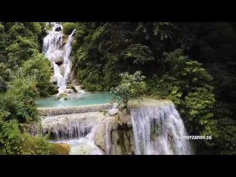 Водопад Учар Неприступный Горный Алтай, Улаганский