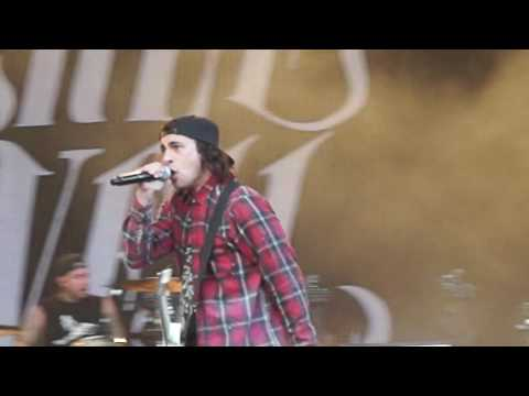 Pierce The Veil (live) - A Match Into Water - Budapest Park 17.06.2017