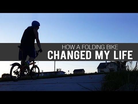 How A Folding Bike Changed My Life
