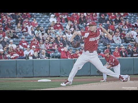 Arkansas Razorback Baseball - Game 39 Vs Mississippi State (Game 2)