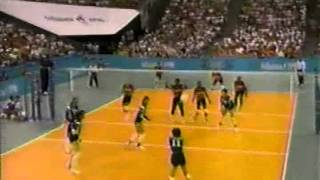 USA vs China 96 Women