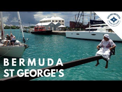 Bermuda - St. George's | Sailing Britican #4