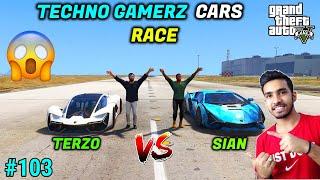 LAMBORGHINI SIAN VS LAMBORGHINI TERZO RACE | GTA V GAMEPLAY #51