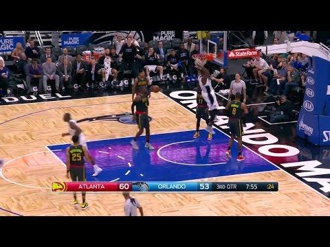 Quarter 3 One Box Video :Magic Vs. Hawks, 1/4/2017 12:00:00 AM